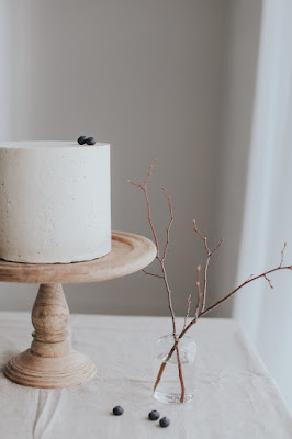 Minimal-Climbing-Ivy-Studio-Dinner-Party-Design-Blueberry-Cake