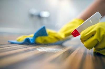 Desinfetantes são importantes no combate do corona vírus