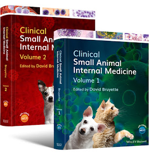 Clinical Small Animal Internal Medicine volume 1 & 2