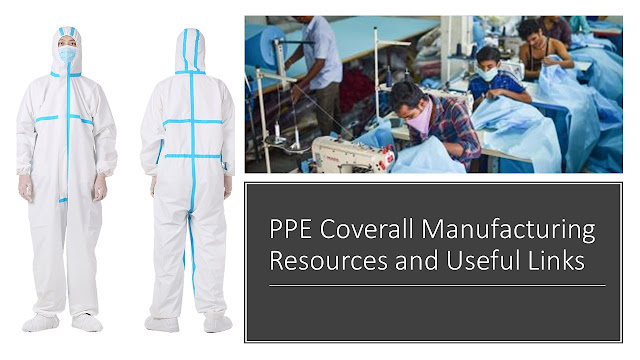 PPE Coverall Resources