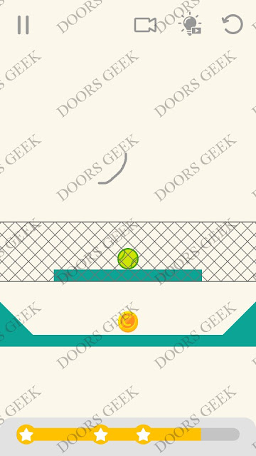 Draw Lines Level 53 Solution, Cheats, Walkthrough 3 Stars for Android and iOS