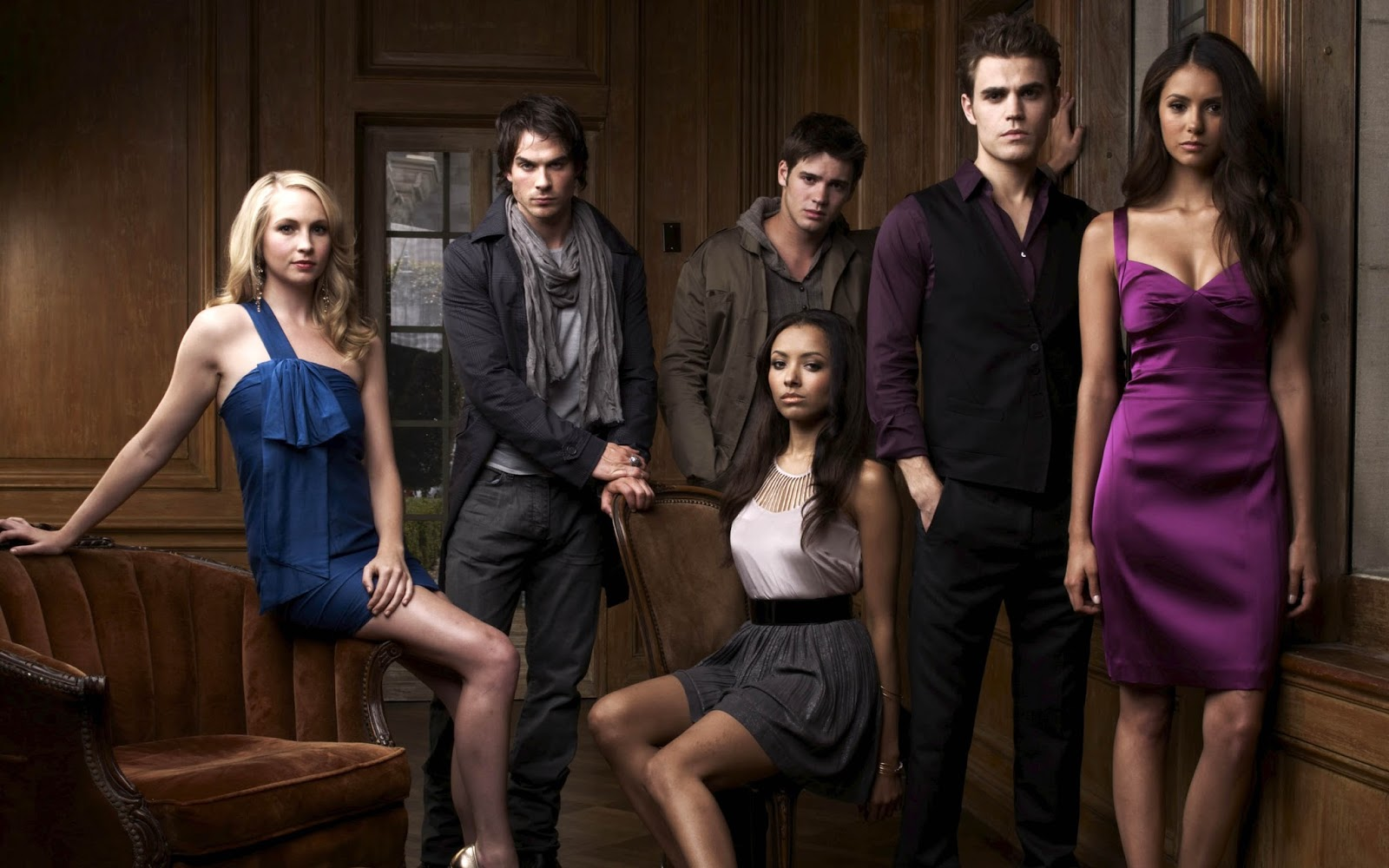 Curiosidades de 'The Vampire Diaries'