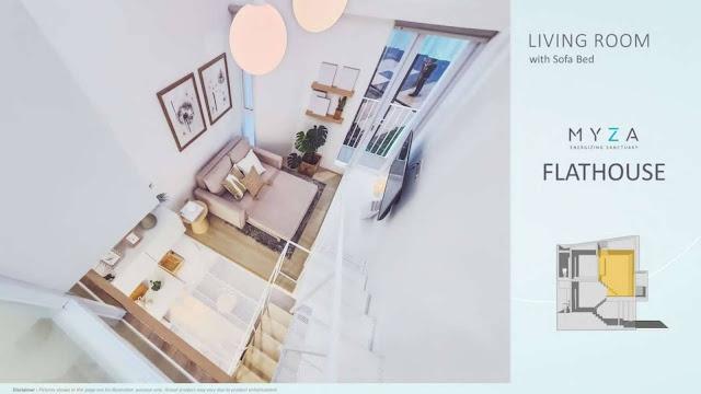 myza rumah baru di bsd city