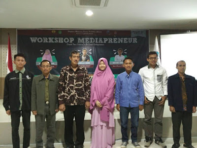 WORKSHOP MEDIAPRENEUR 2017