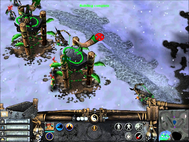 Battle Realms Winter of the Wolf For PC
