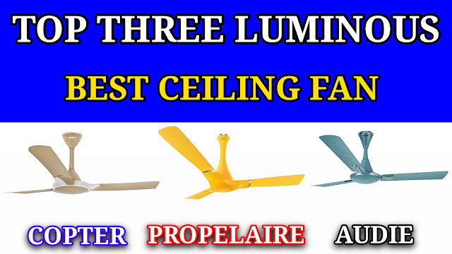 Designer ceiling fan/fans - High speed 2020 in India
