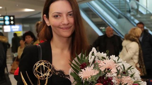Gera Marina alighogy elhozta az Emmy-díjat máris ajánlatokkal bombázzák