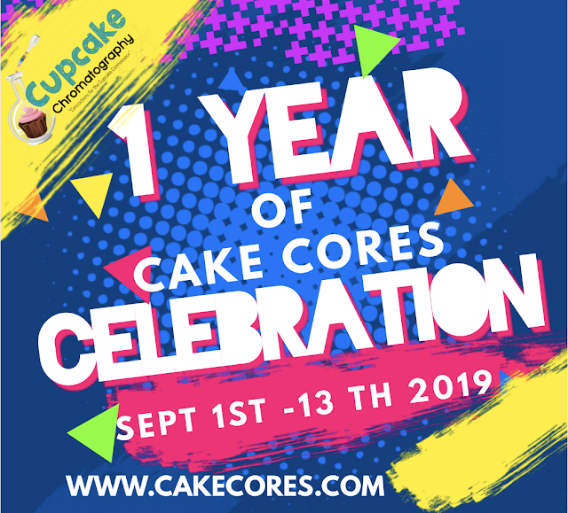 Why We're Celebrating 1 Year of Cake Cores!