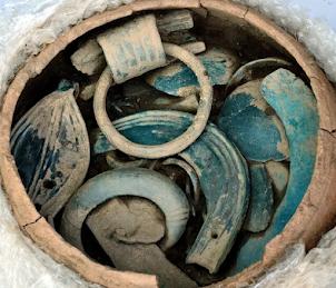 Découverte d'une centaine d'objets de l'âge du Bronze dans l'Allier