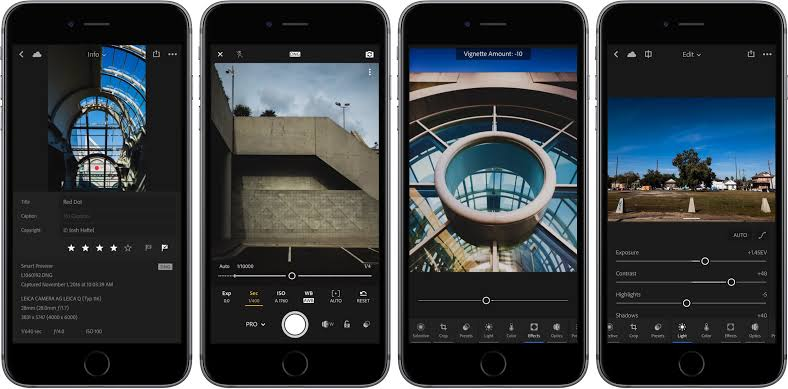 aplikasi edit foto iphone adobe lightroom CC