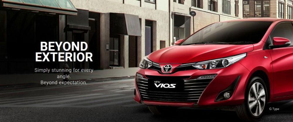 Harga Brosur Promo Kredit Warna Fitur Interior Eksterior Spesifikasi Mobil TOYOTA VIOSTerbaru 2018 Nasmoco Wilayah Banda Aceh, Medan, Sumatra Utara