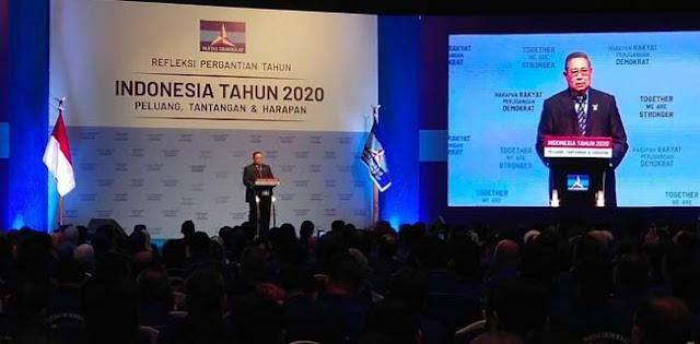Sentil Jokowi soal Resesi Ekonomi, SBY: Indonesia Tidak Cukup Hanya Berjaga-jaga