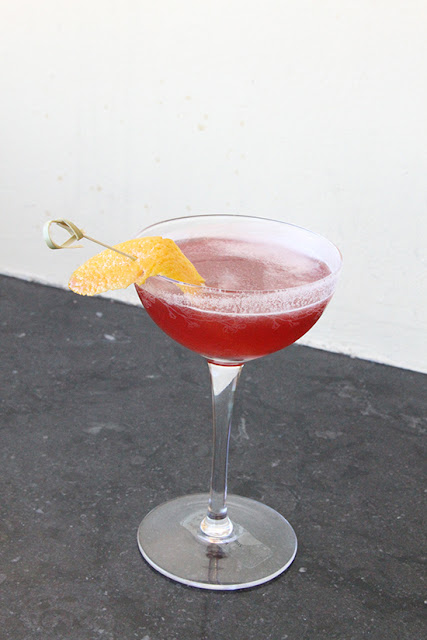 12 Cocktails of Christmas Nine Ladies Dancing | Old Fashion Cocktail | Will Bake for Shoes