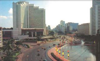 Jakarta Ibu Kota Indonesia