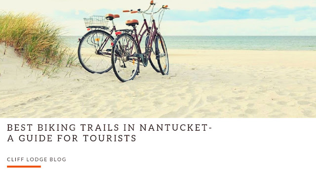 The Best Biking Trails in Nantucket blog cover image