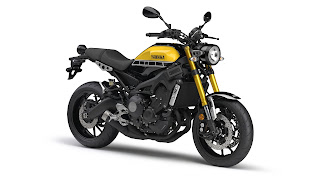 YAMAHA XSR 900, 60th Anniversary Design