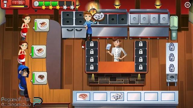 تنزيل لعبة cooking dash للكمبيوتر برابط مباشر