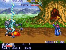 "(Review OldSchool Digger) ""The King of Dragons"", da Capcom Kingdragons1"
