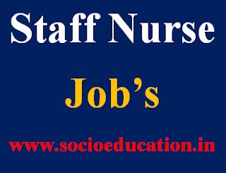 Western Railway-Mumbai Central Division Recruitment For Staff Nurse Posts 2020