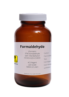 Formaldehyde.