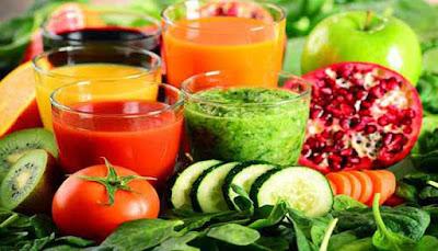 10 Jus Terbaik Untuk Menurunkan Berat Badan