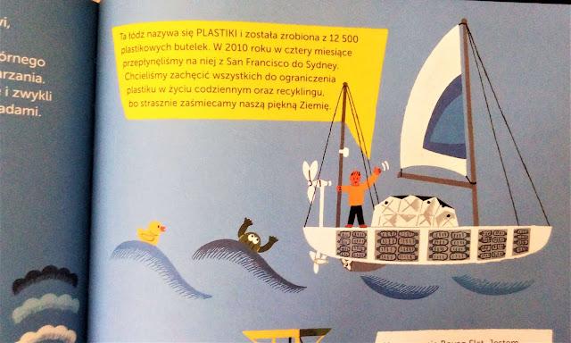 łódź plastiki Plastik fantastik wydawnictwo babaryba