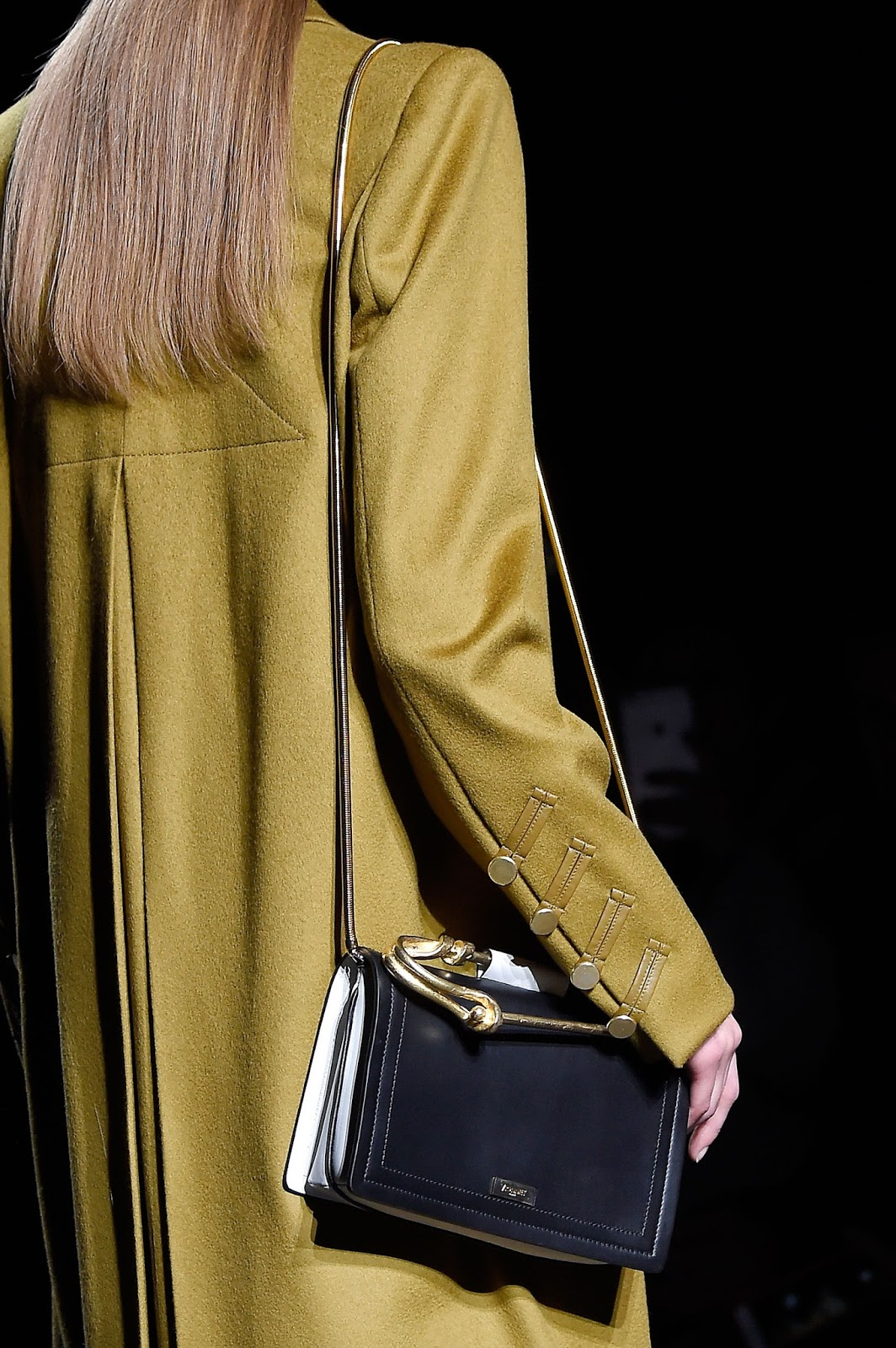 Vionnet Fall/Winter 2016 collection via www.fashionedbylove.co.uk
