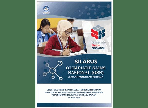 Silabus OSN (Olimpiade Sains Nasional) SMP Tahun 2019
