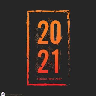 رمزيات السنة الجديدة 2021