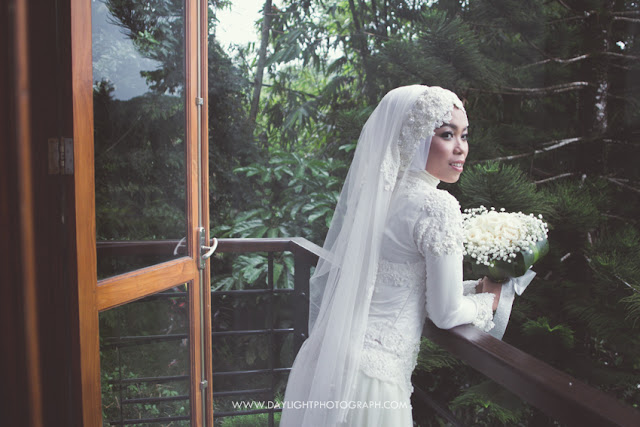 wedding dress yogyakarta