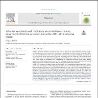 Vacina contra gripe aumenta risco de infecção por coronavírus em 36% revela estudo