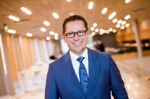 Image Attribute: Remi Eriksen, Group President and CEO of DNV GL / Source: DNV GL