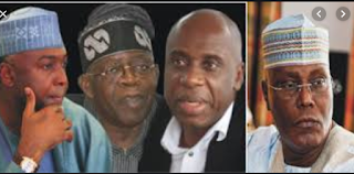 Top eight most influential politicians in Nigeria