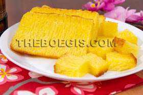 Bika Ambon Typical Medan
