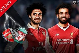 موعد مباراة  ليفربول وآرسنال السبت 24-8-2019 ضمن الدوري الإنجليزي والقنوات الناقلة