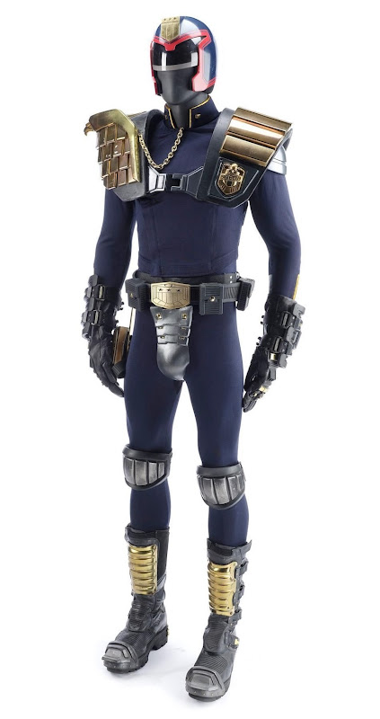 Judge Dredd film costume