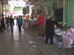 ΜΕ ΑΥΣΤΗΡΑ μέτρα επαναλειτούργησε η λαϊκή της Αγίας Τριάδας στην Καλαμάτας