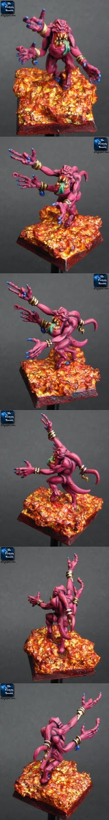 Pink Horror of Tzeentch CMON