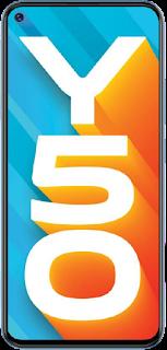 Vivo Y50, Internal Storage__128 GB  RAM 8GB, Expandable Storage__256 GB