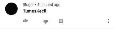 cara membuat tulisan tebal di komentar youtube