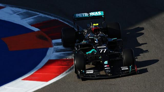 Formula 1 VTB Russian Grand Prix 2020-09-27