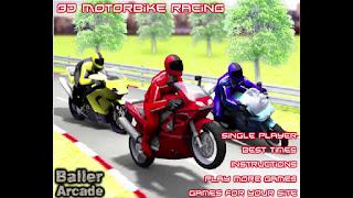 MotorBike Racer 3D - Jogo de Moto para PC Fraco