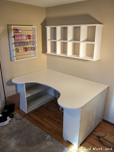 arts and crafts room, build, make, home, small space