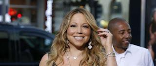 Fotografia da cantora Mariah Carey