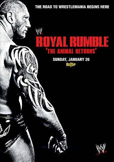 WWE Royal Rumble 2014 HDTV 500mb