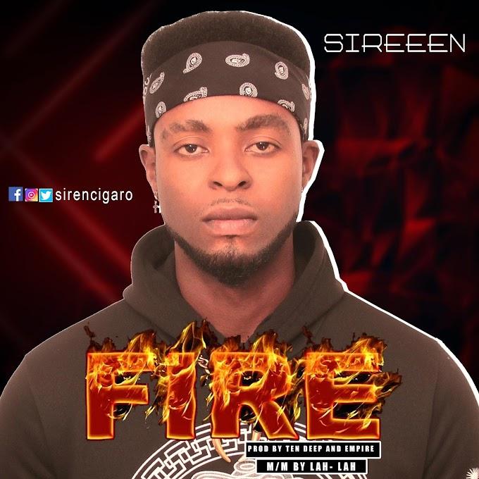DOWNLOAD Mp3: Sireeen - Fire