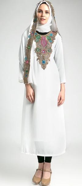 Model Baju Hamil Muslim Kebaya Kaftan Modern