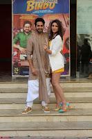Parineeti Chopra with Ayushmann Khurrana at the Launch of Trailer of Meri Pyaari Bindu 029.JPG