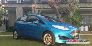 Menikung Bersama Ford Fiesta EcoBoost Menjadi Lebih Mudah