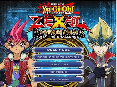 Yu-Gi-Oh  ZEXAL Power of Chaos PC Final